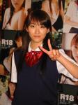 チャイナもいいけど、制服もね。西野翔さんサイン会イベント2部編。