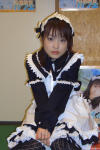 白雪美音さん最後のサイン会を行いました。