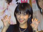 範田紗々サイン会が行われました。